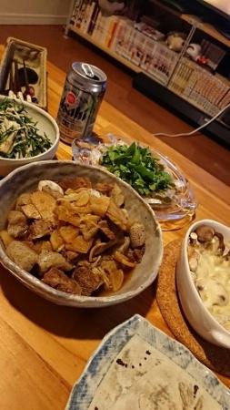 ☆最近の夕飯☆