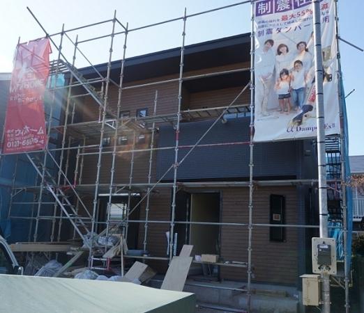 建売住宅制振ダンパー