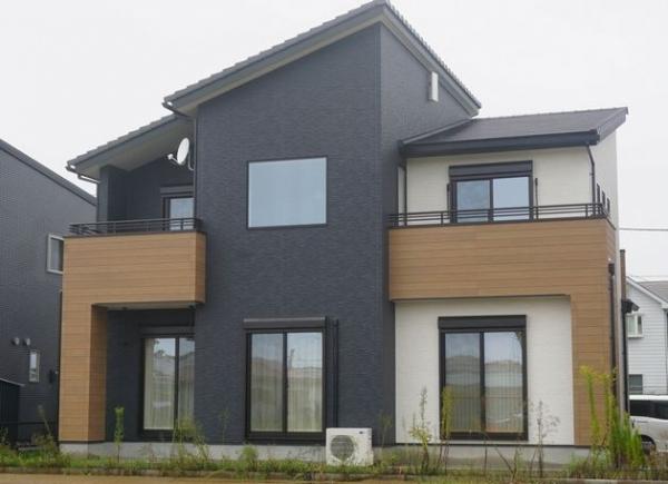 優しい色使いの心地いい家が完成しました!