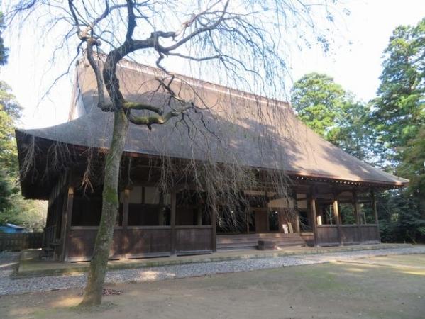 匝瑳市「飯高檀林」って知っていますか?「忍びの国」「西郷どん」のロケ地