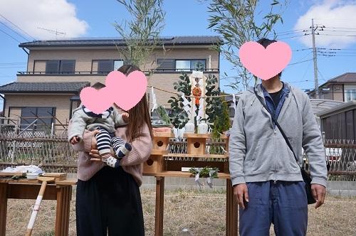 ☆祝 地鎮祭☆