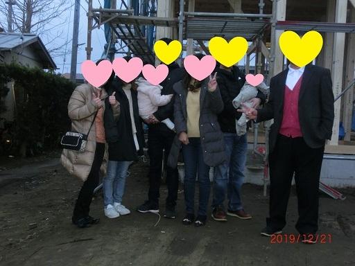 ☆祝☆匝瑳市H様邸上棟式