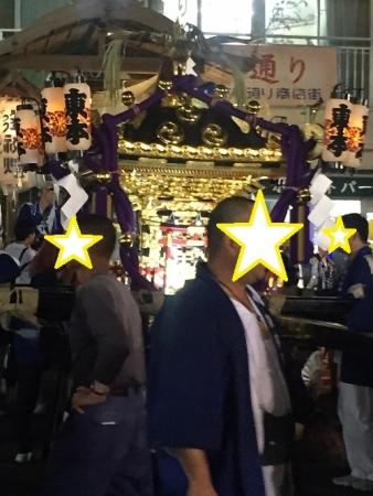 祇園祭(≧▽≦)