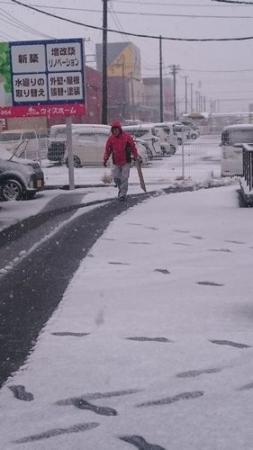 雪国(泣)