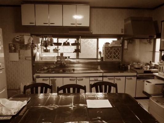 完成★素敵なキッチン空間!