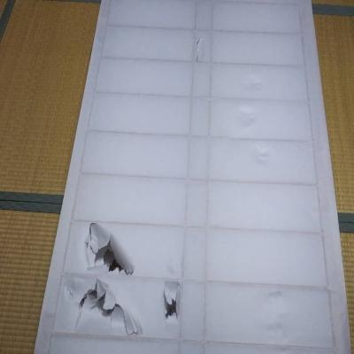 ウィズホームでは障子紙の張り替え等々も承ります。