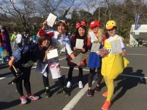 マラソン大会と小江戸マラソンとお遊戯会☆彡
