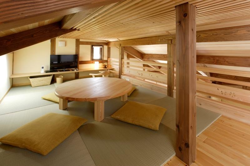 栞の家モデルハウス